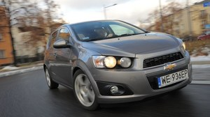 Chevrolet Aveo 1.3d - test