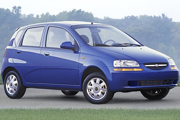 Chevrolet Aveo może być chętnie kupowany w Polsce (kliknij) /INTERIA.PL