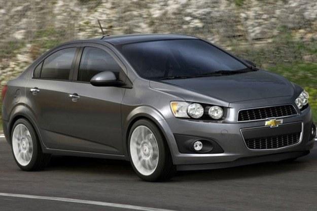 Chevrolet aveo nowej generacji /