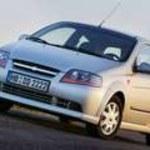 Chevrolet Aveo: sporty new three-door body style