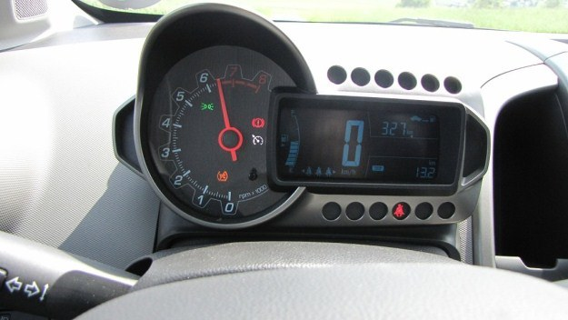 Chevrolet aveo /INTERIA.PL