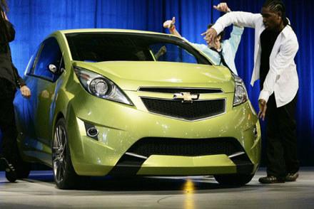 Chevrolet beat / kliknij /AFP