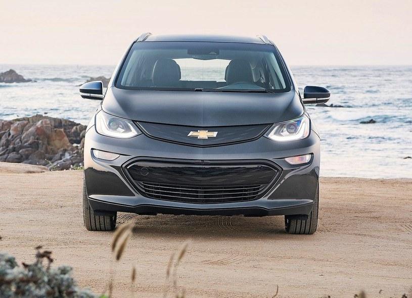Chevrolet Bolt z roku modelowego 2017 /