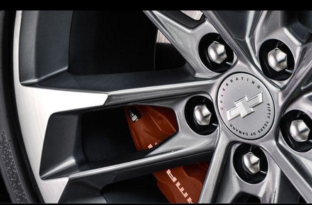 Chevrolet Camaro 50th Anniversary Edition /