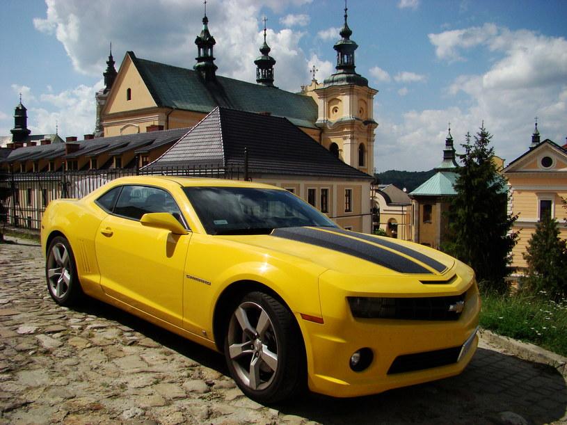 Chevrolet Camaro /Małgorzata Badełek /