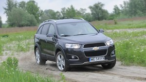Chevrolet Captiva 2.2D AWD AT LTZ - test