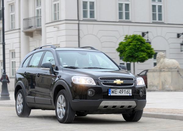 Chevrolet Captiva (2006-2015)