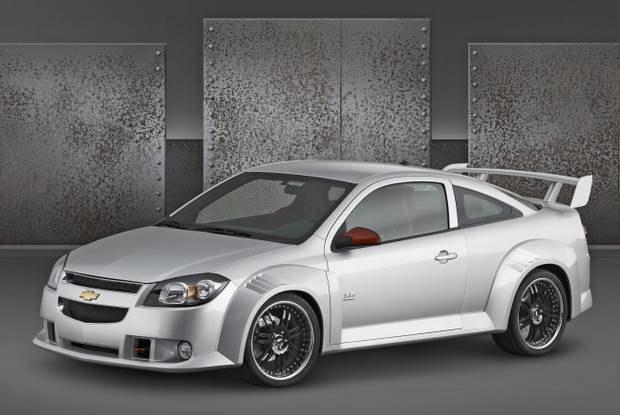 Chevrolet Cobalt / Kliknij /INTERIA.PL