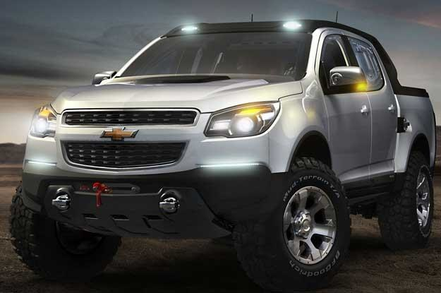 Chevrolet colorado rally /