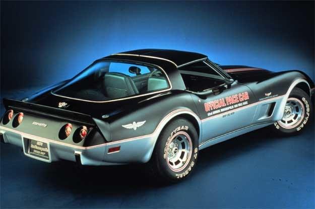 Chevrolet Corvette C3. Rocznik 1978 /