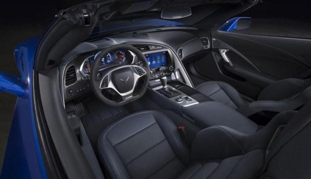 Chevrolet Corvette Convertible /
