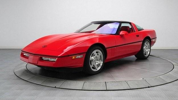 Chevrolet Corvette ZR-1 (1990) /RK Motors Charlotte