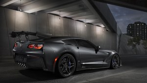 Chevrolet Corvette ZR1 - rekordowo szybki