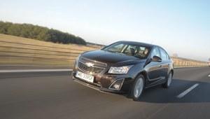 Chevrolet Cruze 1.8 LPG - test
