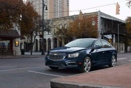 Chevrolet Cruze po liftingu