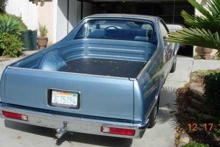 Chevrolet el camino / kliknij /INTERIA.PL