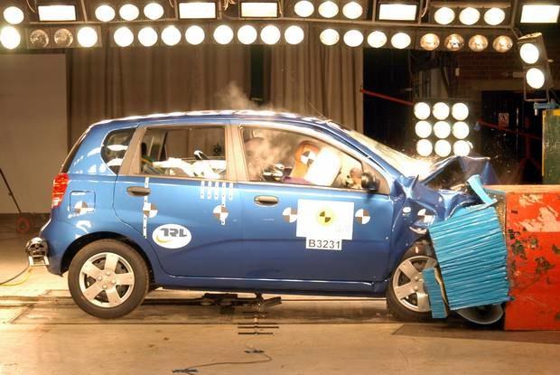 Chevrolet kalos / Kliknij /INTERIA.PL