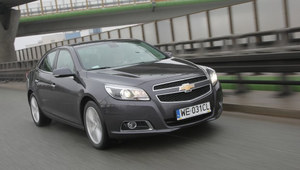 Chevrolet Malibu 2.4 AT LTZ - test