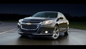 Chevrolet Malibu po liftingu