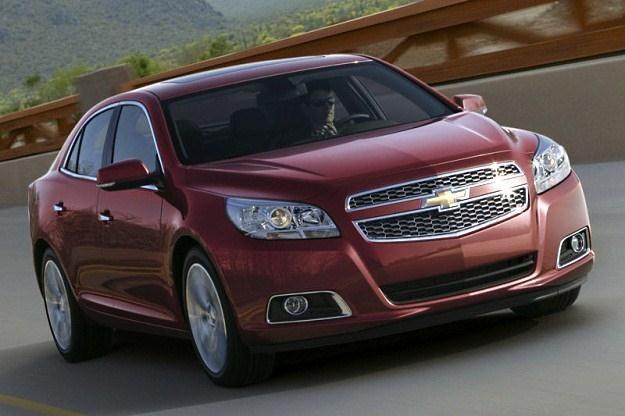 Chevrolet malibu /