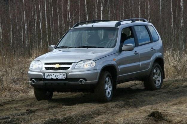 Chevrolet niva /