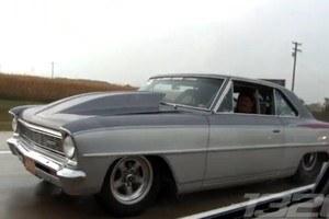 Chevrolet nova z 1966 roku /