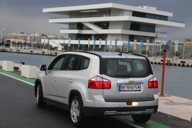Chevrolet orlando /INTERIA.PL