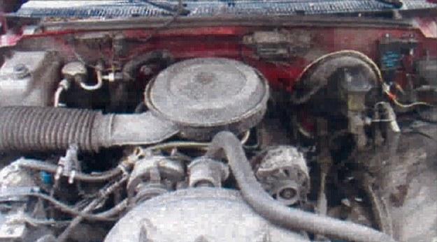 chevrolet silnik /Motor