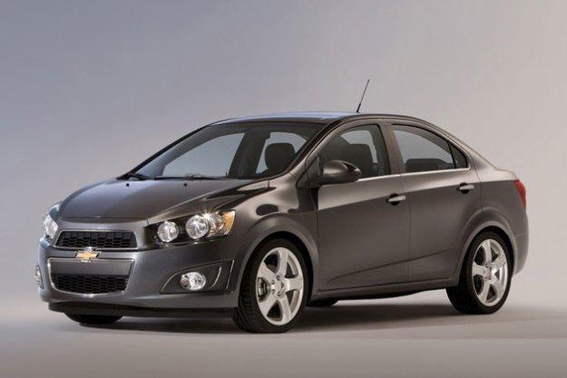 Chevrolet sonic /