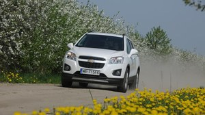 Chevrolet Trax 1.7D AWD LTZ - test