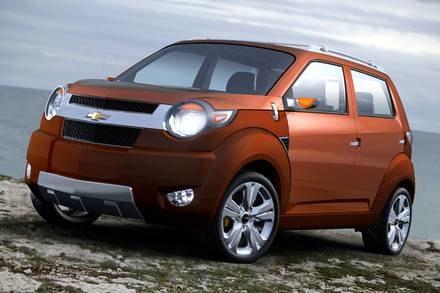 Chevrolet trax / Kliknij /INTERIA.PL