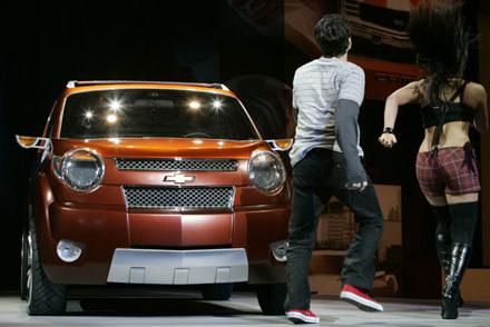 Chevrolet trax / kliknij /AFP