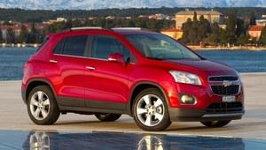 Chevrolet Trax od 59 990 zł