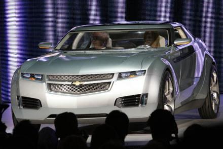 Chevrolet volt / Kliknij /AFP