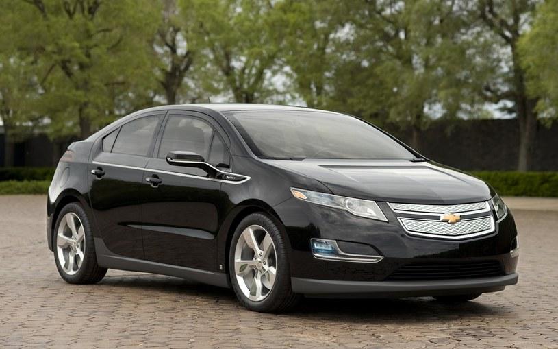 Chevrolet Volt /
