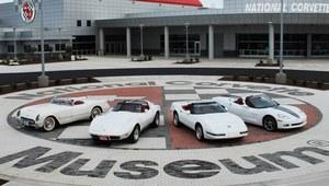Chevrolet wspomoże renowację uszkodzonych egzemplarzy Corvette