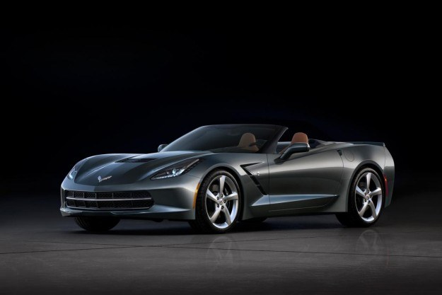 Chevroleta Corvette Stingray Cabriolet /