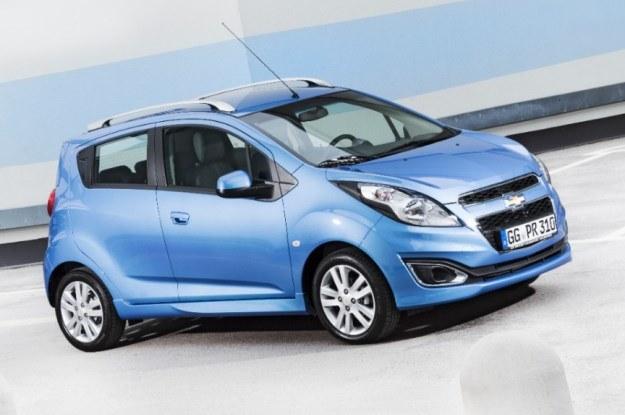 Chevroleta Spark to pierwszy model, który uda się kupić za roczną pensję /