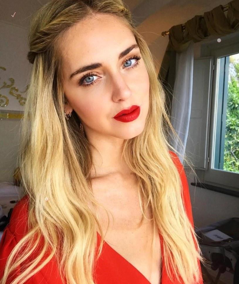 Chiara Ferragni w maju 2017 roku przyjęła oświadczyny rapera Fedeza /East News