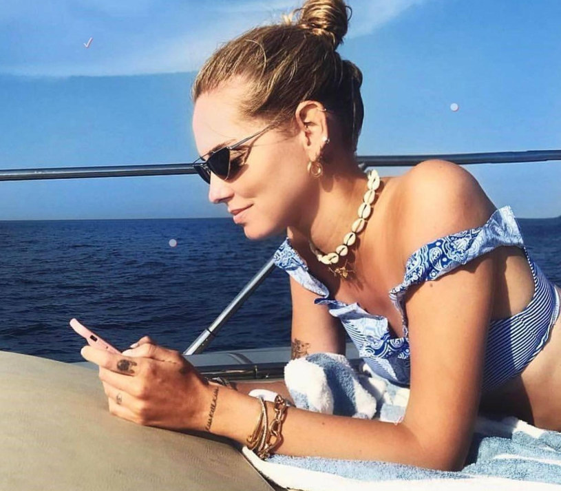 Chiara Ferragni w najmodniejszej biżuterii sezonu /East News
