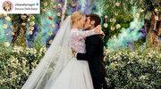 Chiara Ferragni wyszła za mąż! Bajkowy ślub