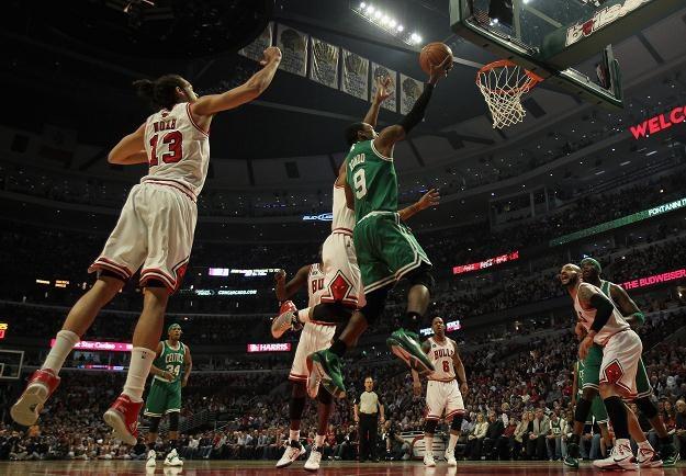 Chicago Bulls pokonali Boston Celtics 97:81 /AFP