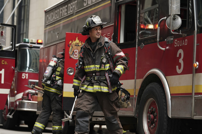 """Chicago Fire"" /FOX"
