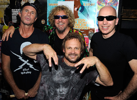 Chickenfoot - fot. Frazer Harrison /Getty Images/Flash Press Media