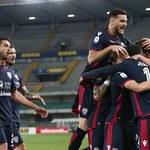 Chievo Werona - Cagliari Calcio 0-3. Grali Jaroszyński i Stępiński