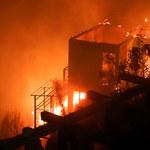 Chile: Tragedia w kurorcie w wigilijną noc. Pożar zniszczył 245 domów