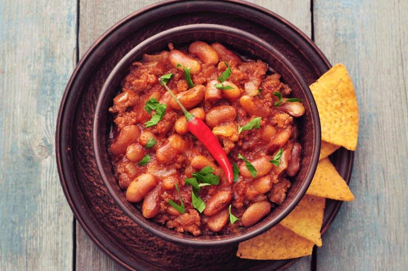 Chili con carne /123RF/PICSEL