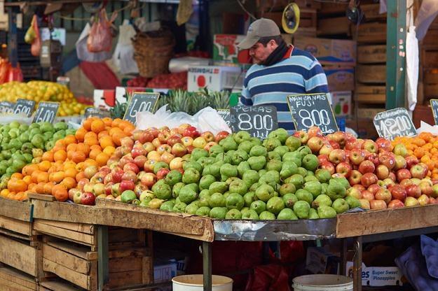 Chilijscy producenci chcą skorzystać na embargu nałożonym na produkty z UE, USA i Norwegii /©123RF/PICSEL