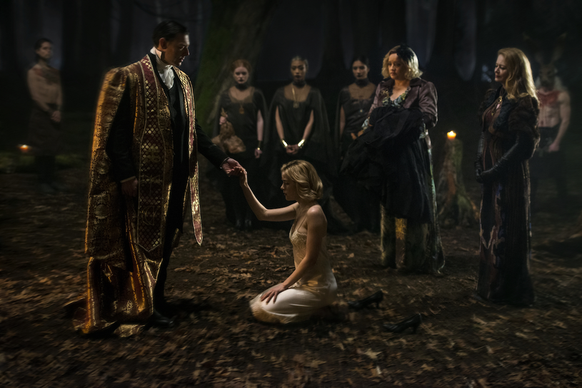 """""""Chilling Adventures of Sabrina"""" /materiały promocyjne"""
