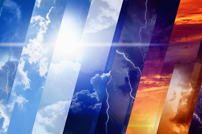 Chińczycy będą modyfikować pogodę /123RF/PICSEL